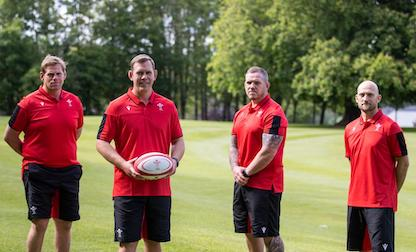 TRT joins Wales under-20 coaching team for Six Nations campaign