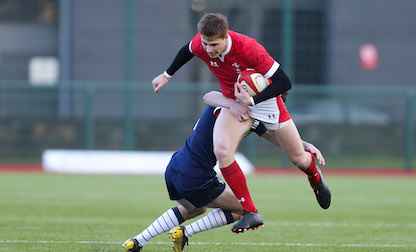 Seven Cardiff Rugby stars selected for Wales Under-20s