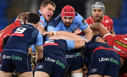Cardiff Blues to take on Scarlets next Friday