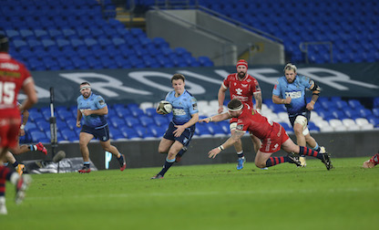 Pivac pleased with Evans progress and explains back row duo