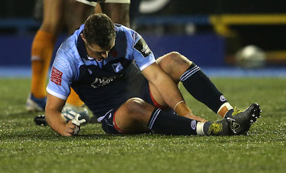 Cardiff Blues renew partnership with Physique Management