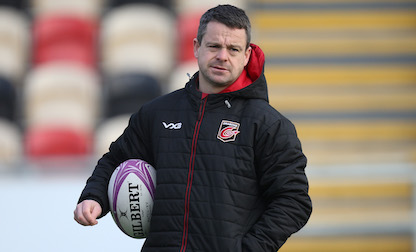 Kingsley joins Cardiff Blues academy as kicking consultant