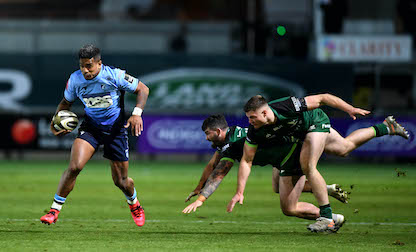 Fixtures for conclusion of Cardiff Blues