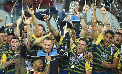 European Challenge Cup draw on Tuesday