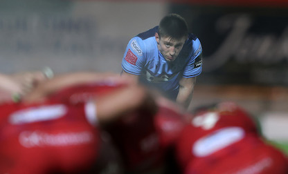 Adams left proud as Cardiff Blues make it back-to-back wins over Scarlets