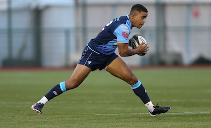 Captain Thomas delighted with effort on show in Cardiff Blues A win