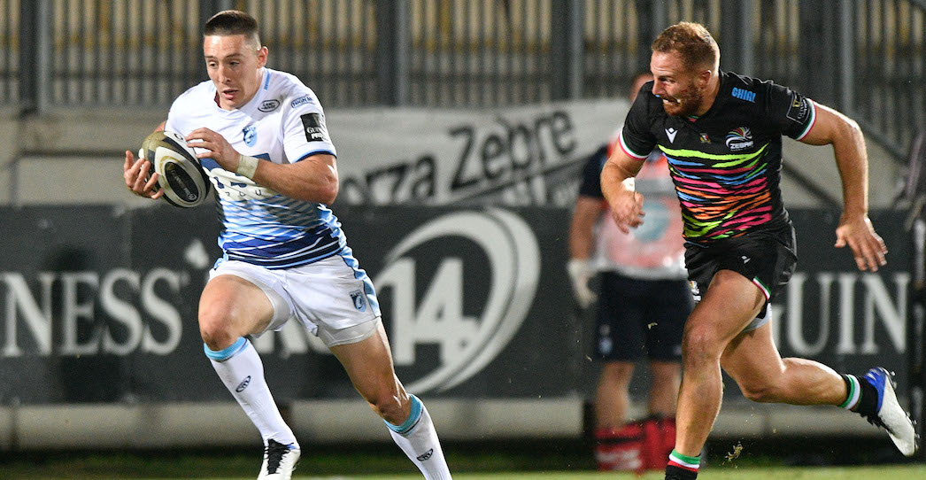 Zebre Rugby 6 Cardiff Blues 16