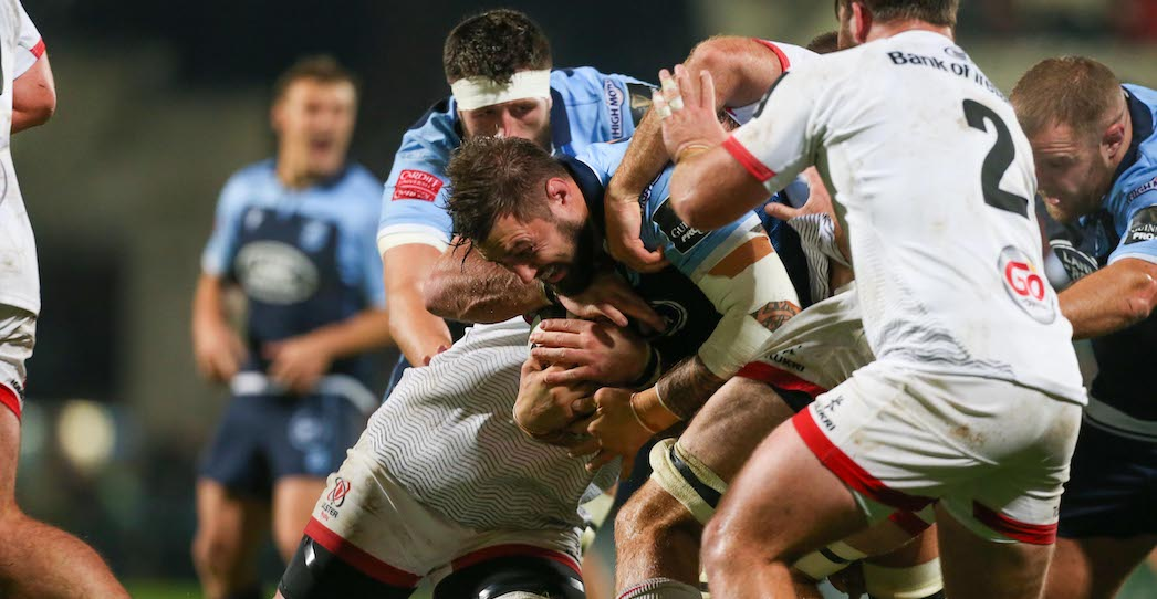 Ulster 23 Cardiff Blues 14