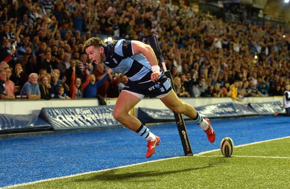 Jason Harries action